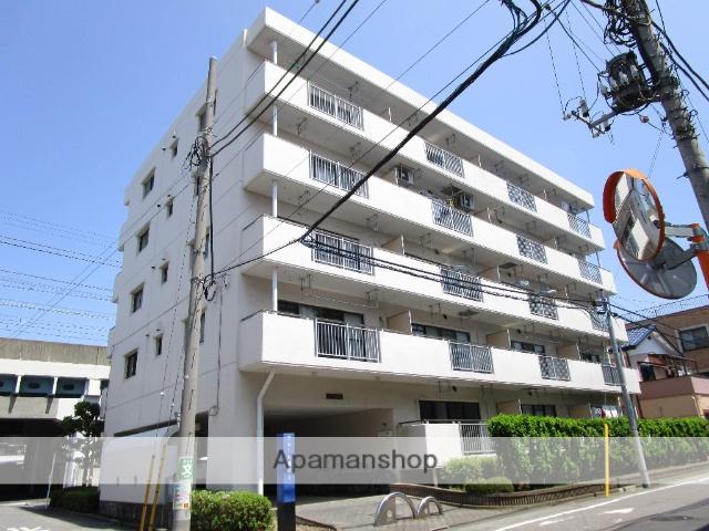 東京都葛飾区、綾瀬駅徒歩9分の築28年 5階建の賃貸マンション