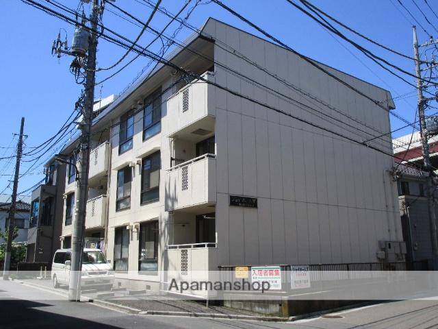 東京都足立区、綾瀬駅徒歩20分の築29年 3階建の賃貸マンション