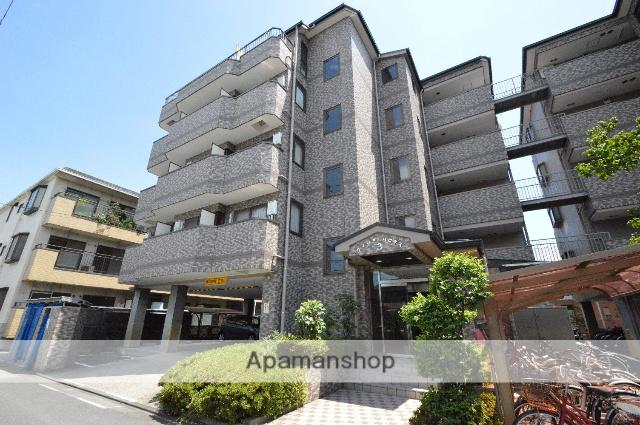 東京都足立区、綾瀬駅徒歩15分の築25年 5階建の賃貸マンション