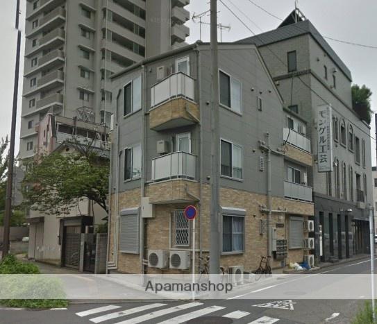 東京都葛飾区、お花茶屋駅徒歩6分の築5年 3階建の賃貸アパート
