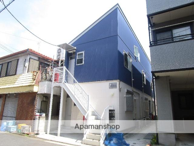 東京都足立区、綾瀬駅徒歩9分の築4年 2階建の賃貸アパート