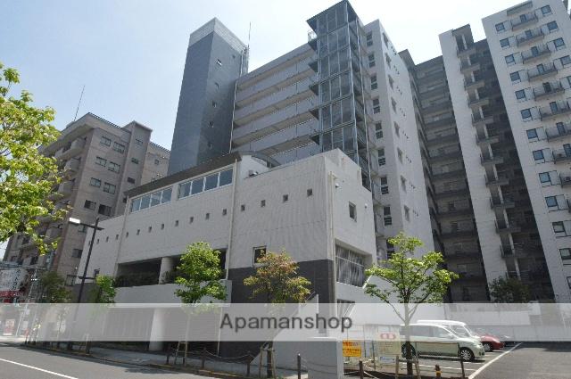 東京都足立区、綾瀬駅徒歩4分の築22年 11階建の賃貸マンション