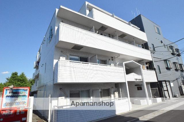 東京都足立区、北綾瀬駅徒歩4分の築29年 4階建の賃貸マンション