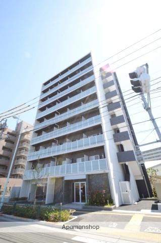 東京都足立区、北綾瀬駅徒歩15分の新築 10階建の賃貸マンション