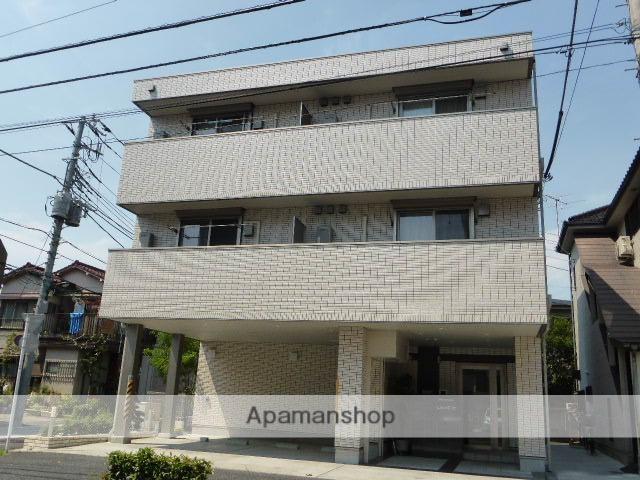 東京都足立区、北綾瀬駅徒歩27分の築3年 3階建の賃貸マンション