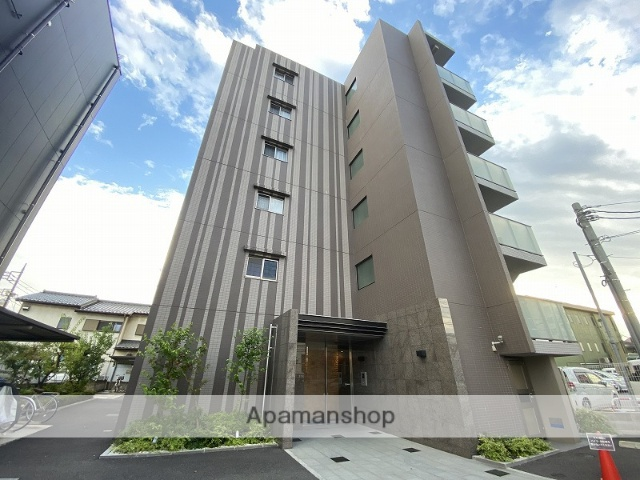 東京都足立区、北綾瀬駅徒歩4分の築1年 6階建の賃貸マンション