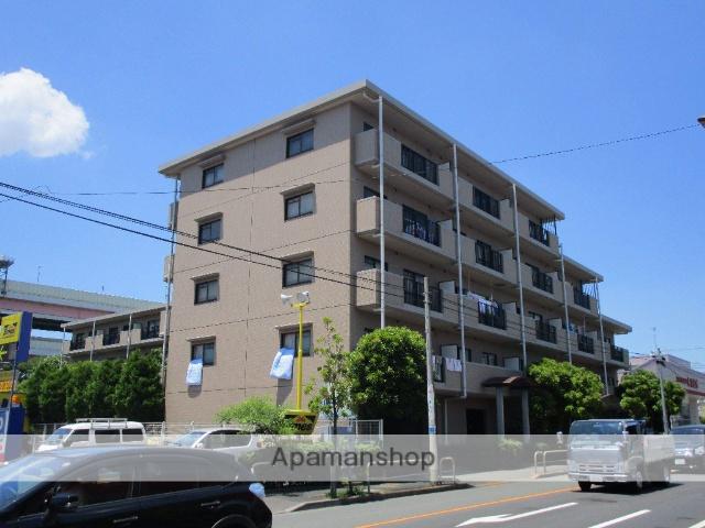 東京都足立区、北綾瀬駅徒歩8分の築21年 5階建の賃貸マンション