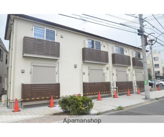 東京都葛飾区、堀切駅徒歩17分の新築 2階建の賃貸アパート