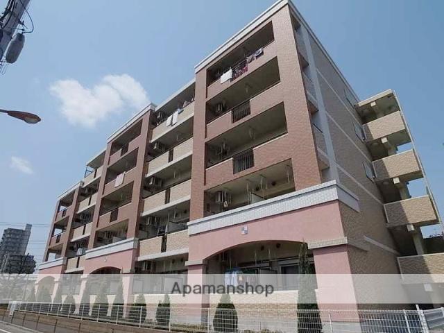 東京都足立区、北綾瀬駅徒歩4分の築7年 5階建の賃貸マンション