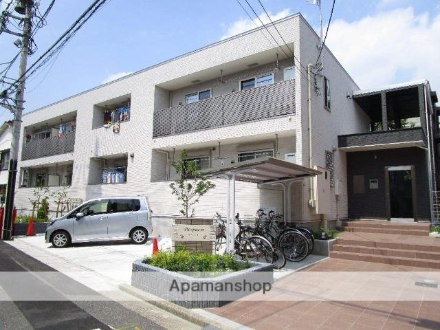 東京都足立区、小菅駅徒歩13分の築2年 2階建の賃貸アパート