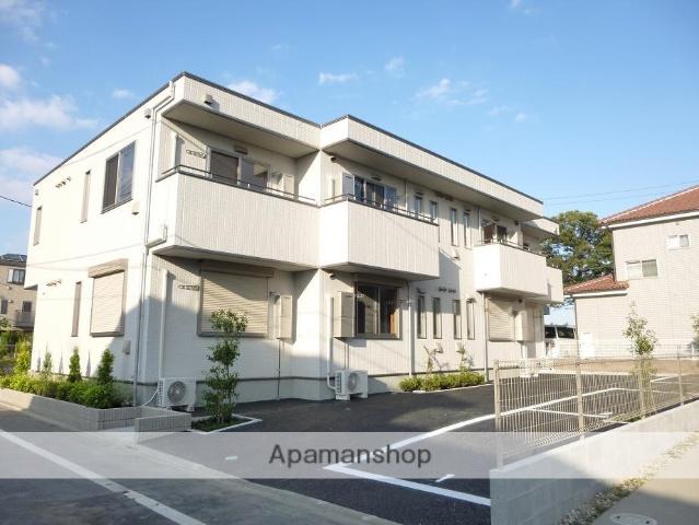 東京都足立区、北綾瀬駅徒歩36分の築3年 2階建の賃貸アパート