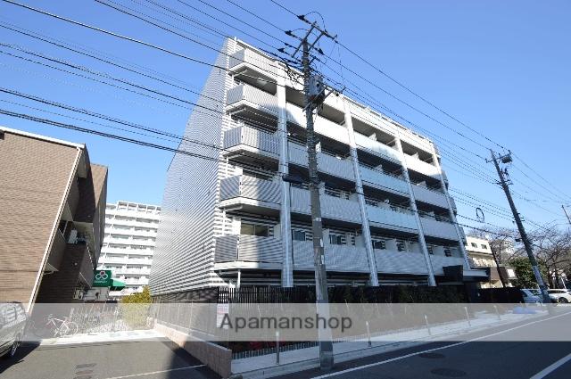 東京都足立区、綾瀬駅徒歩10分の新築 6階建の賃貸マンション