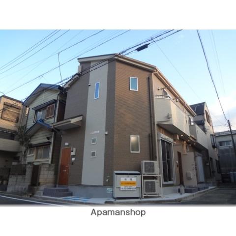 東京都足立区、綾瀬駅徒歩22分の新築 2階建の賃貸アパート