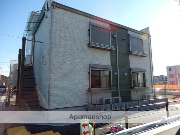 東京都足立区、亀有駅徒歩32分の新築 2階建の賃貸アパート