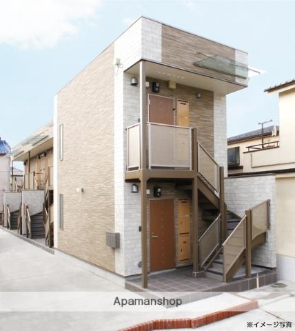 東京都足立区、牛田駅徒歩4分の築1年 2階建の賃貸アパート