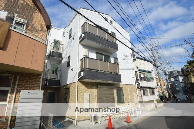 東京都足立区、亀有駅徒歩9分の新築 3階建の賃貸アパート