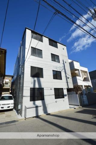 東京都足立区、綾瀬駅徒歩6分の新築 4階建の賃貸マンション