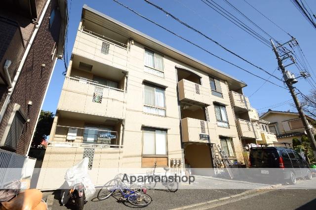 東京都足立区、綾瀬駅徒歩12分の築26年 3階建の賃貸マンション