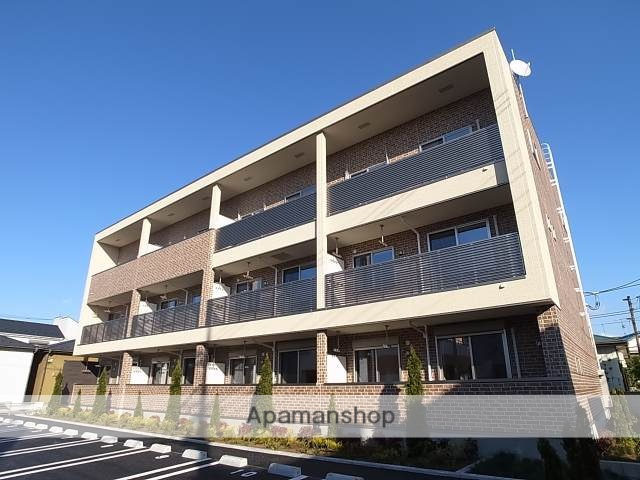 東京都足立区、北綾瀬駅徒歩29分の築1年 3階建の賃貸マンション