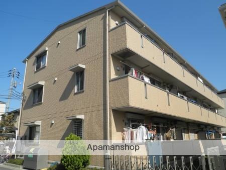東京都足立区、谷塚駅徒歩29分の築7年 3階建の賃貸アパート