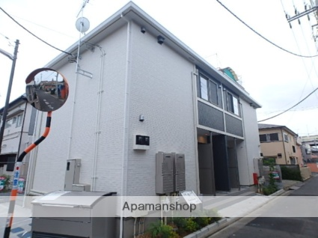 東京都足立区、綾瀬駅バス20分神明南町下車後徒歩5分の新築 2階建の賃貸アパート