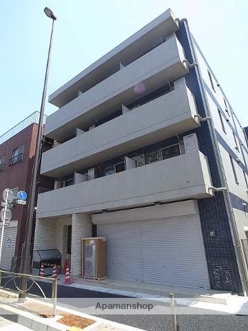 東京都足立区、小菅駅徒歩18分の新築 4階建の賃貸マンション