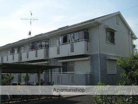 東京都足立区、六町駅徒歩29分の築21年 2階建の賃貸アパート