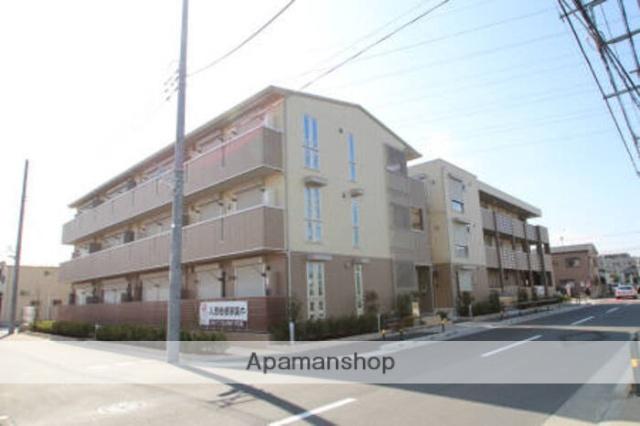 東京都足立区、北綾瀬駅徒歩24分の築2年 3階建の賃貸アパート