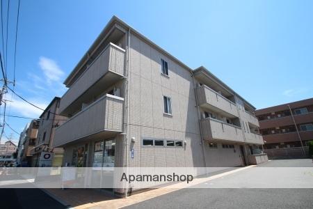 東京都足立区、北綾瀬駅徒歩25分の築7年 3階建の賃貸マンション