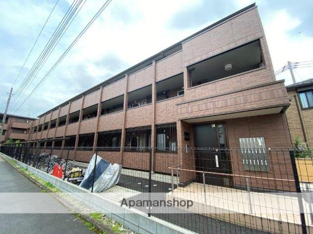 東京都足立区、北綾瀬駅徒歩23分の新築 3階建の賃貸アパート