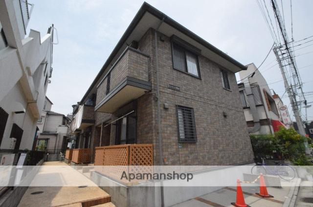 東京都葛飾区、綾瀬駅徒歩16分の築13年 2階建の賃貸テラスハウス