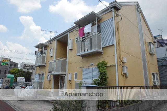 東京都足立区、亀有駅徒歩28分の築24年 2階建の賃貸アパート