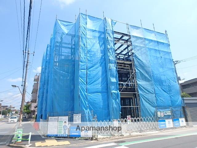 東京都葛飾区、綾瀬駅徒歩17分の新築 3階建の賃貸マンション