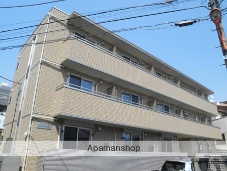 東京都足立区、竹ノ塚駅徒歩15分の築6年 3階建の賃貸アパート