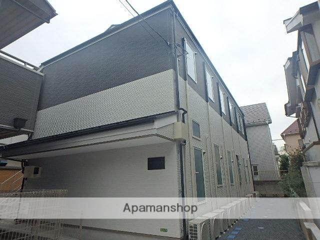 東京都足立区、五反野駅徒歩26分の新築 2階建の賃貸アパート
