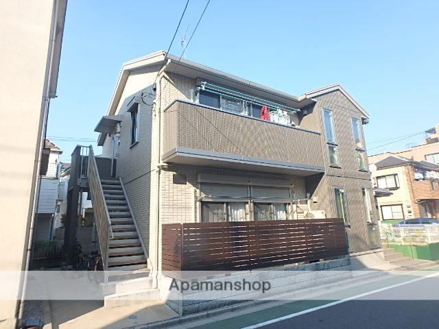 東京都足立区、綾瀬駅徒歩24分の築3年 2階建の賃貸アパート