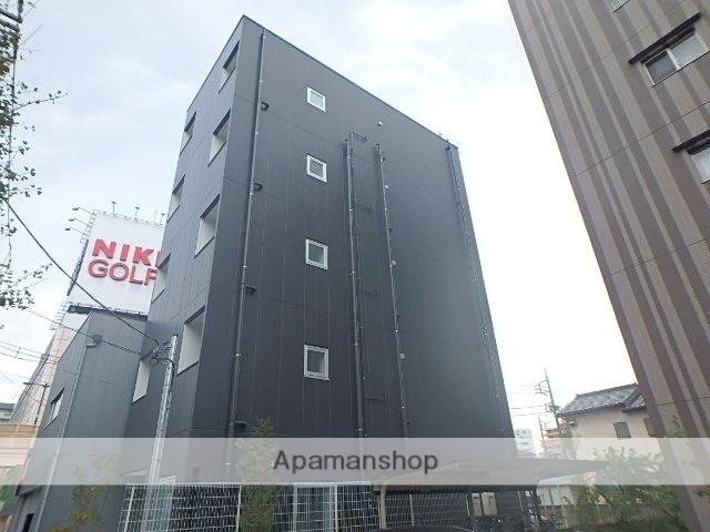 東京都足立区、北綾瀬駅徒歩4分の新築 5階建の賃貸マンション