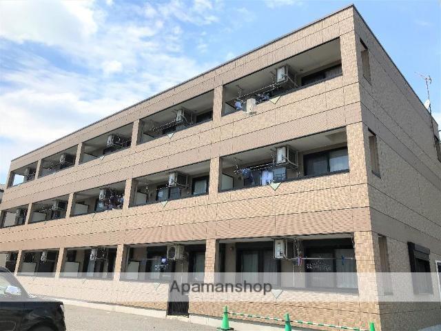 東京都足立区、北綾瀬駅徒歩22分の築8年 3階建の賃貸マンション