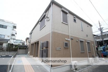 東京都足立区、五反野駅徒歩12分の新築 2階建の賃貸アパート