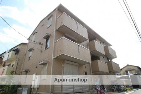 東京都足立区、西新井駅徒歩23分の築5年 3階建の賃貸アパート
