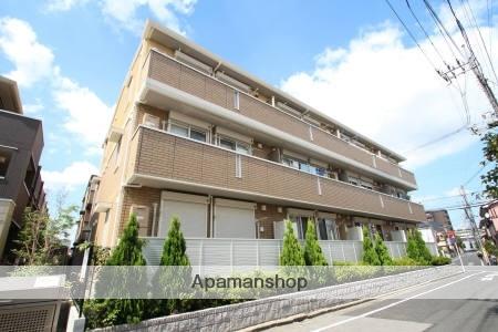 東京都足立区、青井駅徒歩27分の築4年 3階建の賃貸アパート