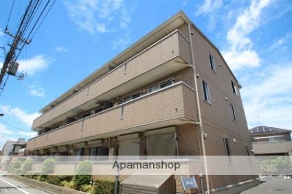 東京都足立区、梅島駅徒歩18分の築9年 3階建の賃貸マンション