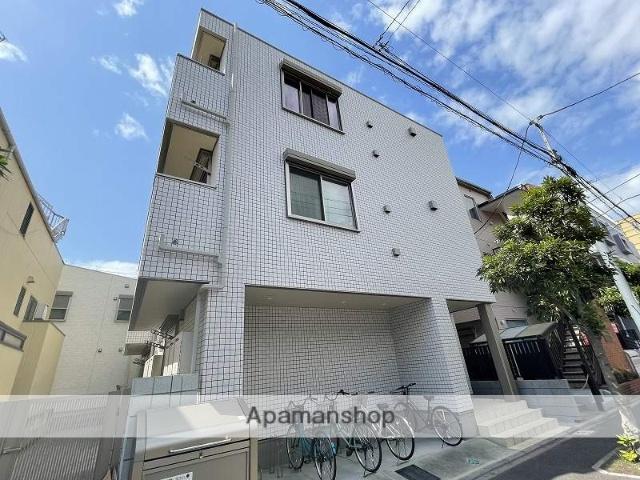東京都足立区、綾瀬駅徒歩7分の新築 3階建の賃貸マンション