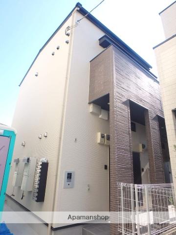 東京都足立区、北綾瀬駅徒歩14分の新築 2階建の賃貸アパート