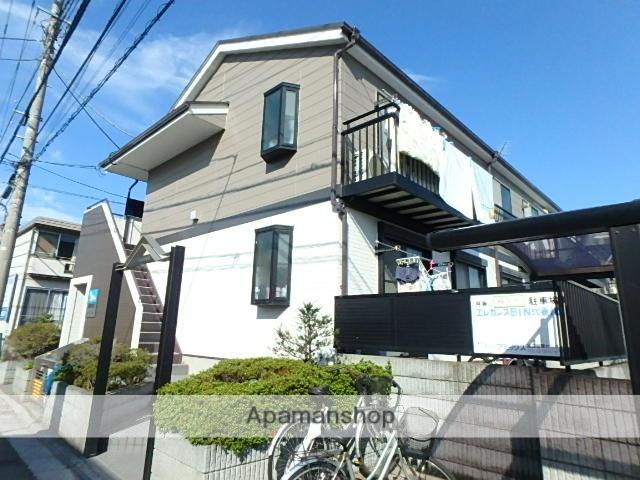 東京都足立区、北綾瀬駅徒歩13分の築18年 2階建の賃貸アパート