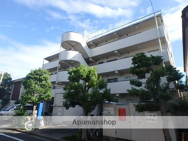 東京都葛飾区、綾瀬駅徒歩15分の築27年 5階建の賃貸マンション