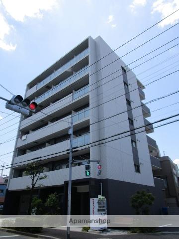 東京都足立区、綾瀬駅徒歩25分の築6年 7階建の賃貸マンション