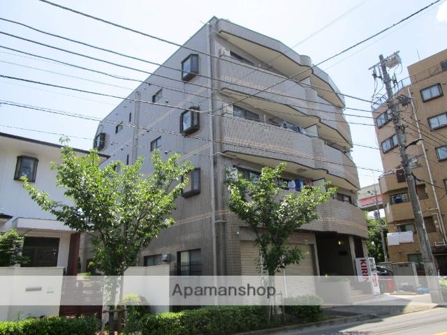 東京都足立区、北綾瀬駅徒歩11分の築25年 4階建の賃貸マンション