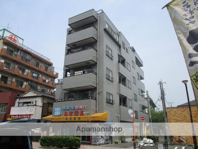 東京都葛飾区、綾瀬駅徒歩23分の築26年 5階建の賃貸マンション