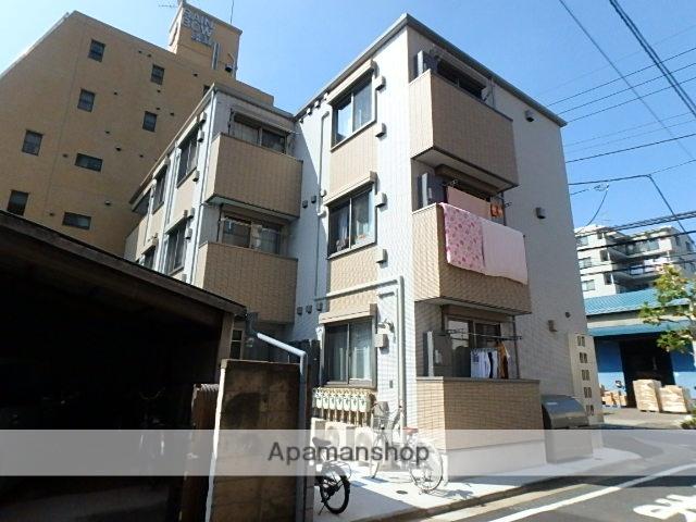 東京都足立区、綾瀬駅徒歩20分の築3年 3階建の賃貸マンション